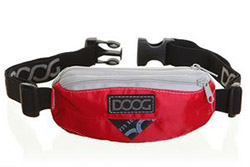 DOOG mini running belt red