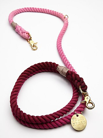 FP Pet Project | For the trendy, chic pet owner in your life. Plaid tipis for a pintrest perfect living room, statement leashes and holiday collars. Bohemian luxe label Free People has a new collection of wish list worthy pet accessories. http://www.freepeople.com/fp-pet-project/